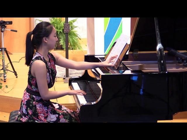 J.Brahms, Intermezzo Op. 119 No.1