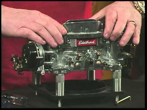edelbrock quicksilver carburetor diagram french telephone socket wiring carburetors additional tuning youtube