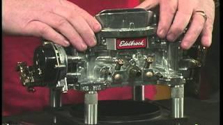 Edelbrock Carburetors - Additional Tuning thumbnail