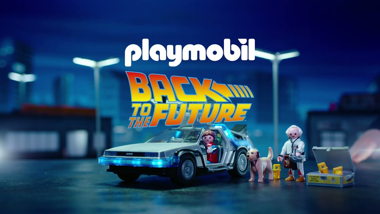 Back to the Future 2021 | 15s | TV Spot | PLAYMOBIL Deutschland