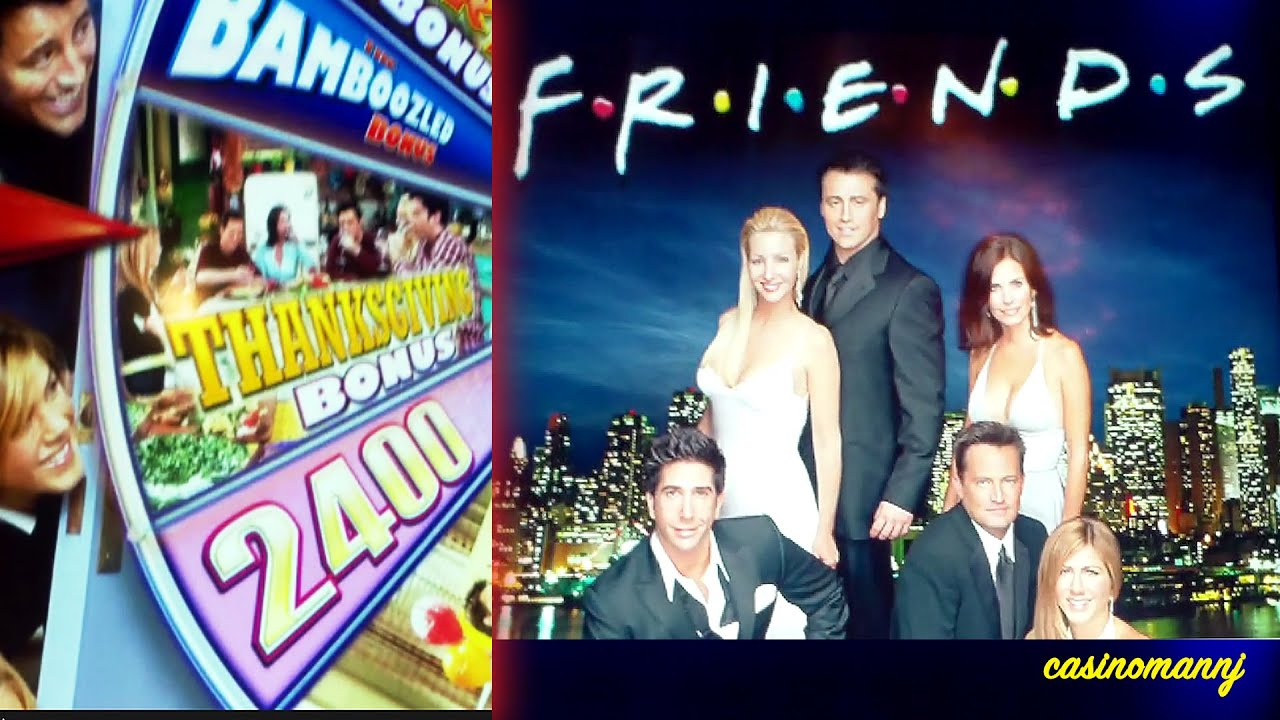 Friends Slot Machine
