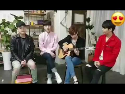 ‪BTS - 'Spring Day' COVER by 브로맨스(VROMANCE)