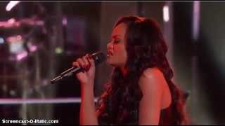 "The Voice Battle Round Melissa vs Britnee ""Give It to me Right"""