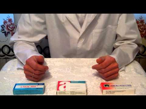 антибиотики без рецепта
