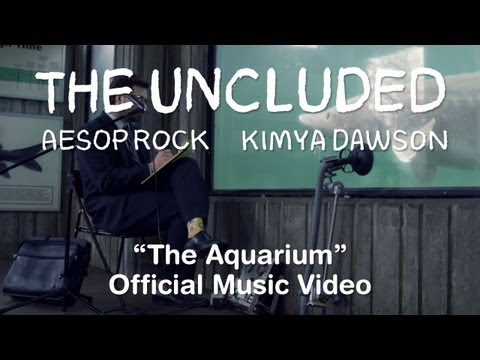 The Uncluded - The Aquarium (Official Video)