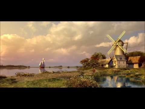 Vintage Wooden Dutch Windmill Music Box | Ringtones for Android | Instrumental Ringtones