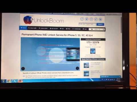 Unlock iphone code imei free