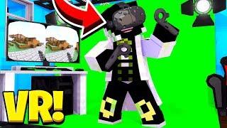 VIRTUAL REALITY Minecraft MOD?! [Deutsch/HD]