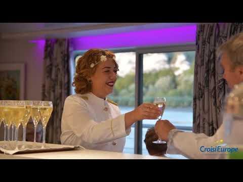 Fleuve de France en croisière : la Seine à bord du MS Renoir | CroisiEurope