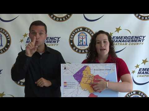 Chatham Emergency Management Agency- Mandatory Evacuation
