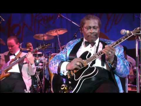 B.B.King-The Thrill Is Gone(Live at Montreux 1993)