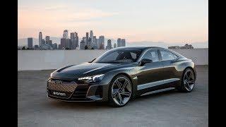 Audi e-tron GT concept - L.A. Auto Show 2018