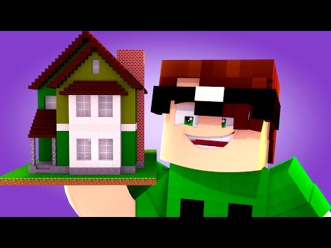 Minecraft : CASA DO MIKE !! - ( Youtubers Gigantes #03)