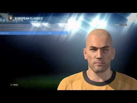 Zidane face PES 2016