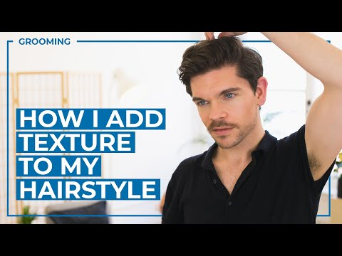Textured Hairstyle How To | Men's Hair Tutorial thumbnail