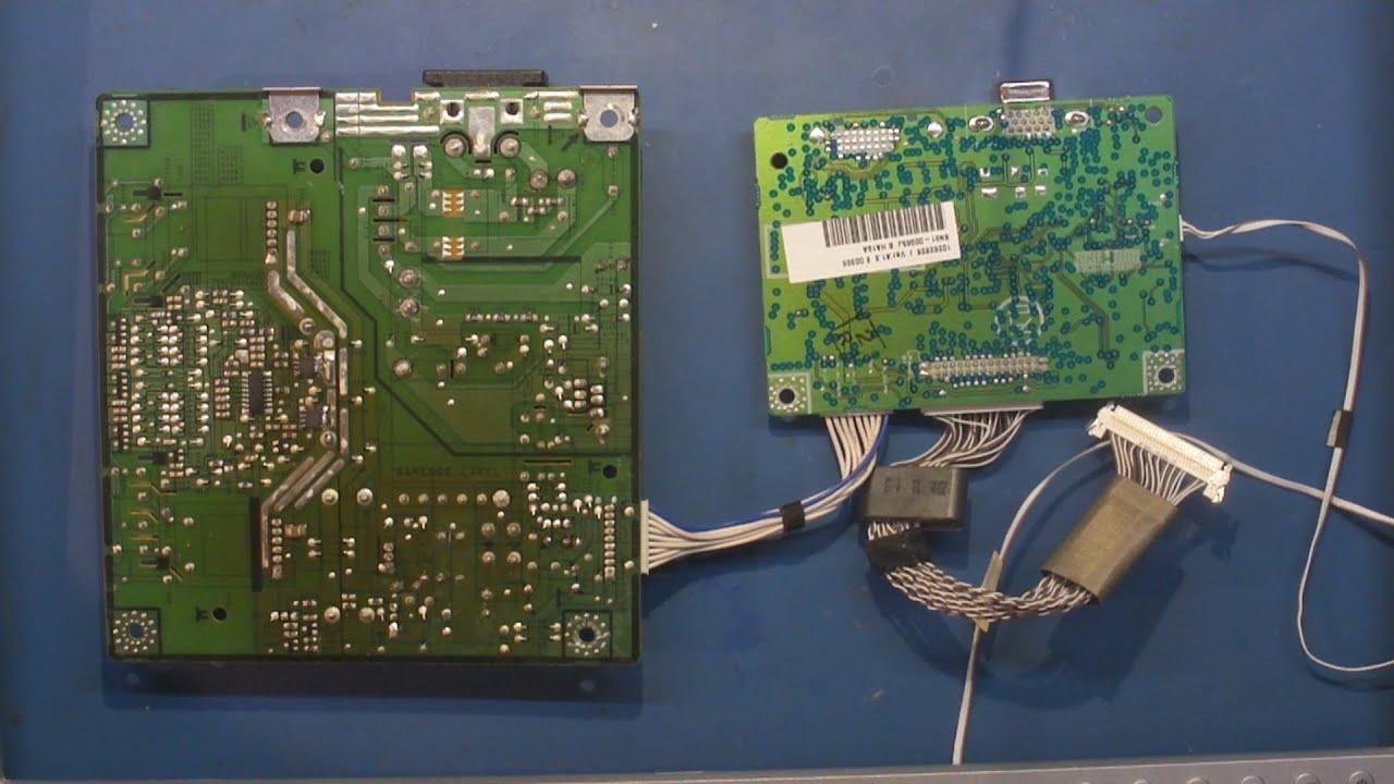 syncmaster 740 схема
