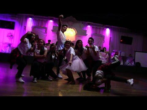 Rough Draft Dance Crew @ Ashley's Quince | Juju On Dat Beat #tzanthemchallenge