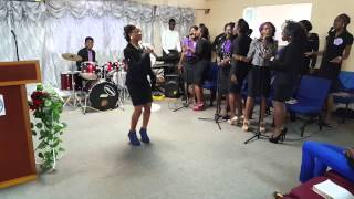 BEYOND THE NORM by EVANS OGBOI & L.F.C.C performed by RCCGMP SKN Choir