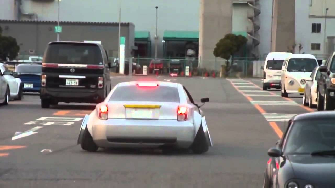 японский тюнинг автомобилей фото