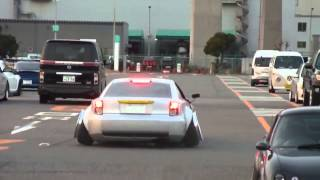 Бесбашенный Японский Тюнинг Авто(Просто невероятные разварки на Ниссан 350Z., 2013-12-30T20:40:04.000Z)