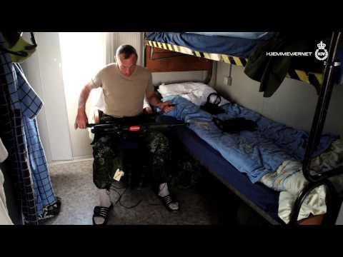 Hjemmeværnets Bevogtningsdelings Indsats I Novo Selo-lejren I Kosovo 2013