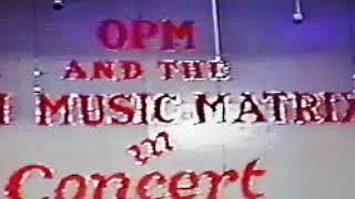 """""""Minsan ang Minahal ay Ako"""" by the BPI Music Matrix"""