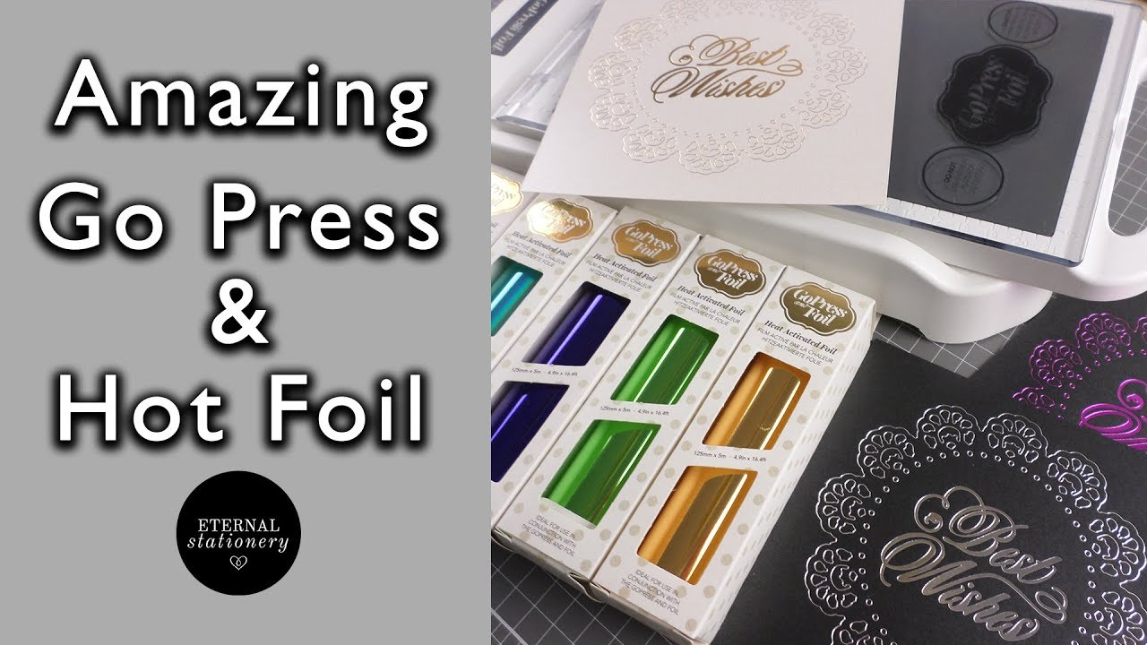 Gopress and foil tutorial how to get perfect foiling using dies gopress and foil tutorial how to get perfect foiling using dies diy invitations and cards solutioingenieria Choice Image