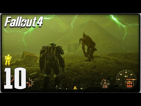 Fallout 4 Modded Gameplay - THE GLOWING SEA, MUSEUM OF WITCHCRAFT & MORE! (Let's Play #10)
