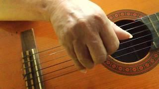 Lòng mẹ. Guitar Solo