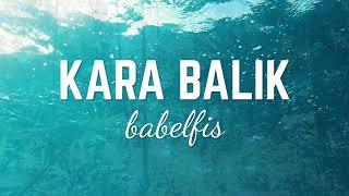 babelfis - Kara Balık  Resimi