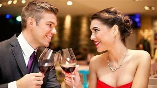 Recipe for a successful first date all about what you order?