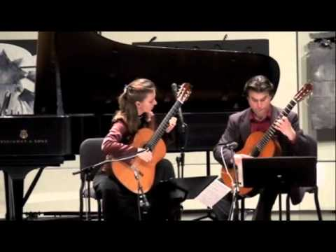 Sonatina Canonica Op. 196 by Tedesco (Ist Movement)
