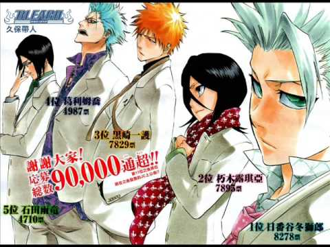 Bleach OST 3 #3 Nube Negra