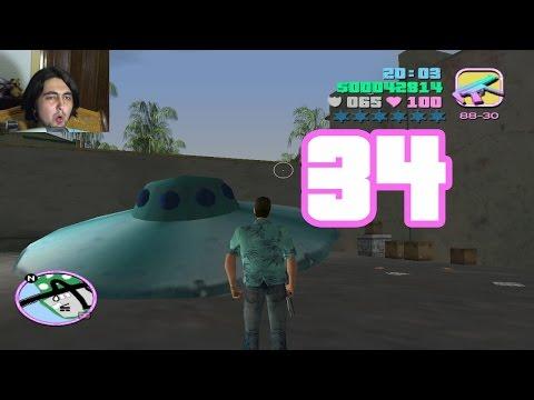 GTA Vice City #34 ÇOK TUHAF FANTEZİLER