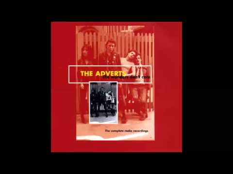 The Adverts -  Complete Radio Sessions (HQ Audio Only)