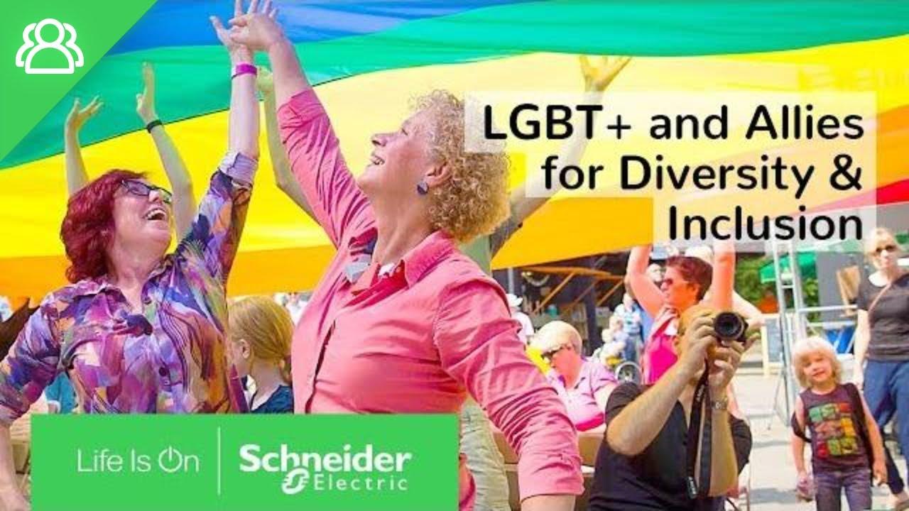 LGBT+ Schneider Electric