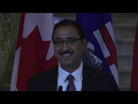 Provincial-federal infrastructure announcement - September 1, 2016