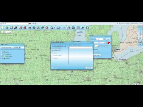 Find All Zip Codes Within A Radius Using Map Business Online
