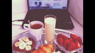 #Мое утро