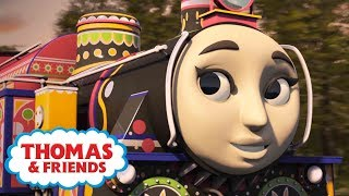 Ashima the Helpful Indian Tank Engine | Thomas & Friends | Kids Cartoon