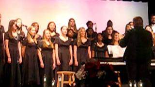 A Rivertown Christmas... presented by Conway High School Choral Department