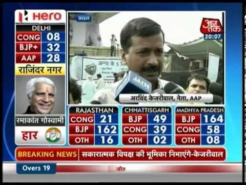Arvind Kejriwal and the AAP revolution in Delhi