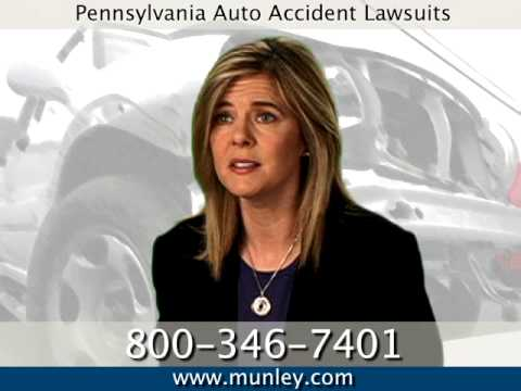Car Accident Lawsuits In Pennsylvania