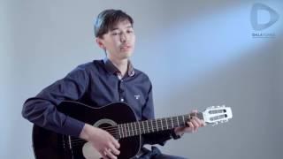Игра на гитаре | видеоурок | урок №8 «Ханшайым»