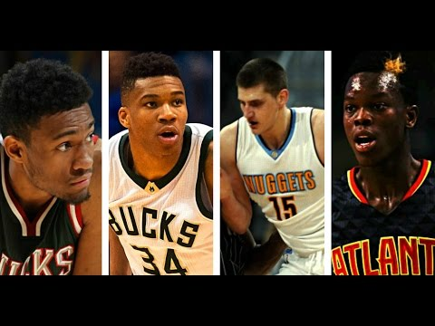 Top 10 Most Improved NBA Players 2016 - 2017 (Award Candidates)