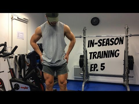 In-Season Rugby Training Episode 5