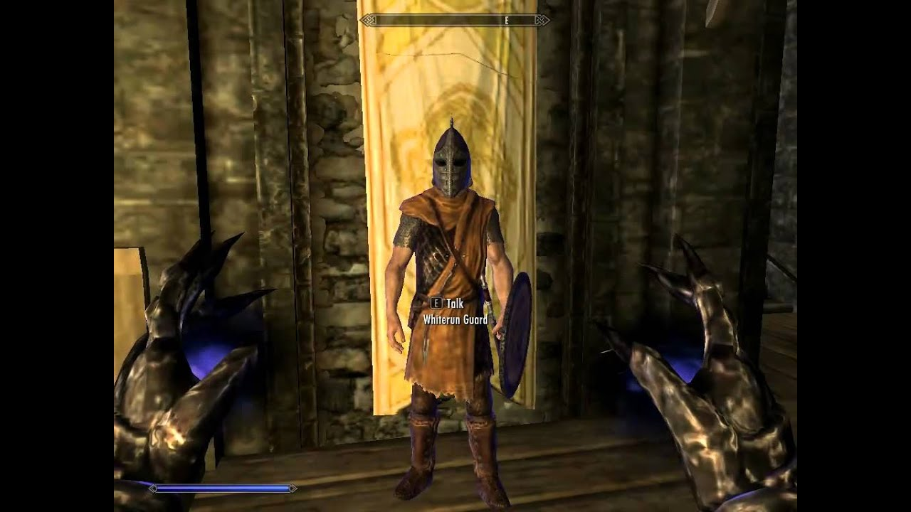 how to make a soul trap weapon in skyrim