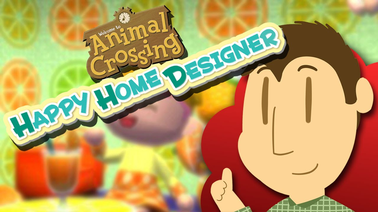 Animal Crossing: Happy Home Designer Review! - BradleyNews11 - YouTube