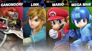 Super Smash Bros. Ultimate Two Hours Of Gameplay