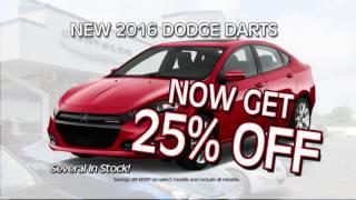 Car City Motors - Big Finish 2016 Sales Event - Chrysler